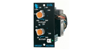 API - 215L Discrete HP/LP Sweep Filter