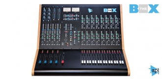 API - THE BOXProject Recording and Mixing Console