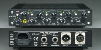 Great River - EQ-1NV ONE-CHANNEL EQUALIZER