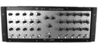 Roger Schult - UF2 - parametric 2 x 5 band filter system