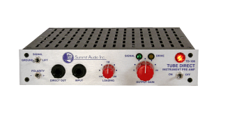Summit Audio - TD-100 Direct Box/Preamp