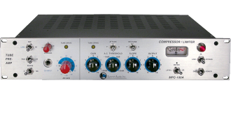 Summit Audio - MPC-100A Mic Preamp Compressor