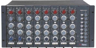 NEVE - 1073 5U 8H fully fitted